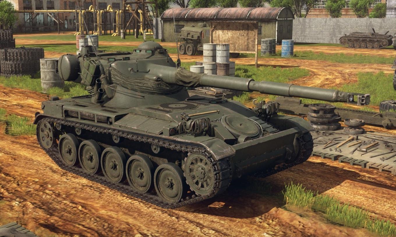 AMX-13-90 - Warthunder Wiki ES